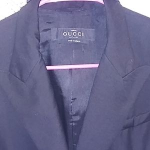 WOMANS GUCCI SUIT JACKET